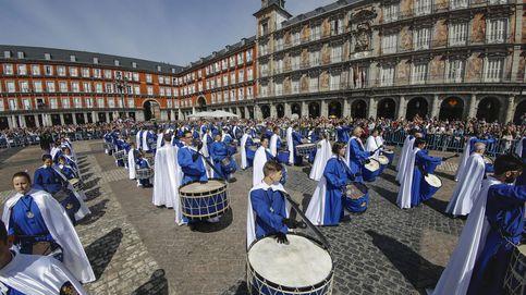 El mal tiempo impulsa a Madrid: roza el 90% de ocupación en Semana Santa