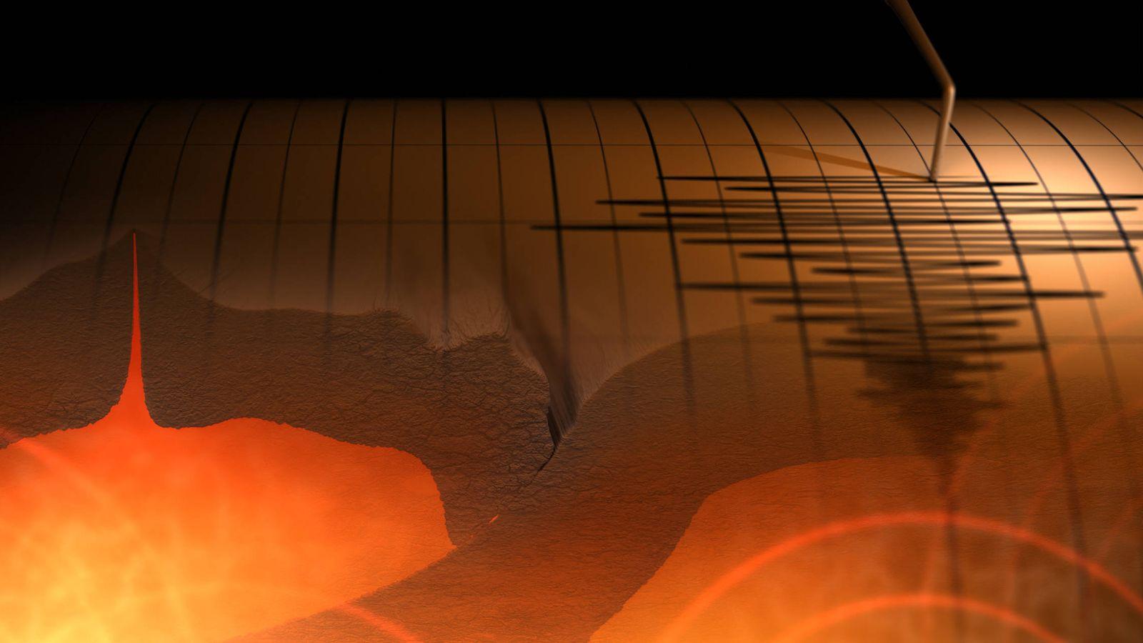 Foto: Un sismógrafo capta un terremoto. (Pixabay)