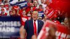 Los asistentes a mítines de Trump no podrán demandarle si se contagian de covid-19