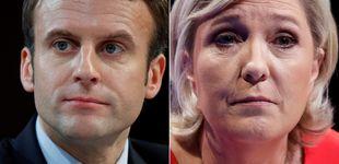 Post de Le Pen y Macron lucharán por la presidencia de Francia en la segunda vuelta