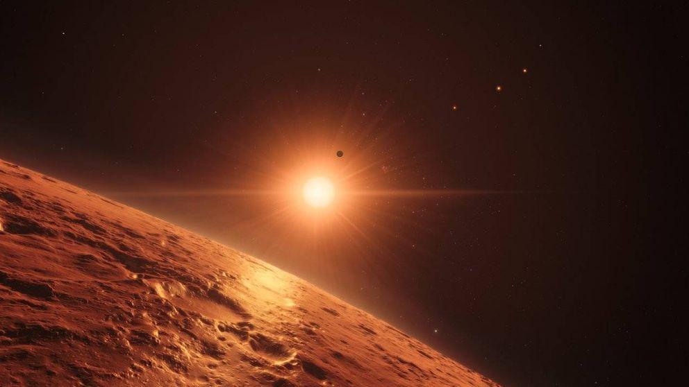La NASA descubre un sistema estelar con siete planetas similares a la Tierra