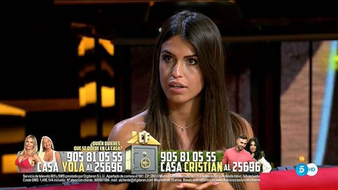 Sofía Suescun atiza a su hermano Cristian y da la cara por su madre Maite en 'La casa fuerte': Me está decepcionando