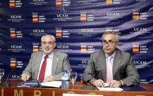 La UCAM pondrá en marcha en Madrid la Universidad del Deporte