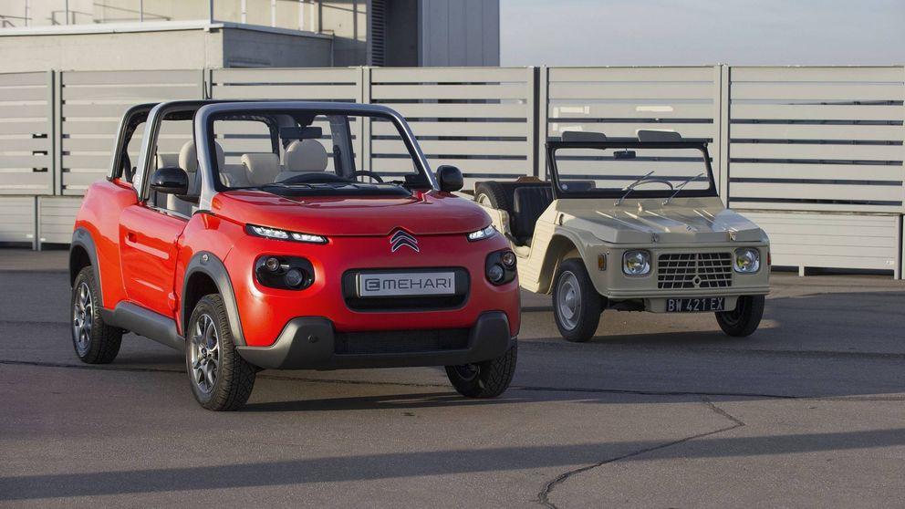 Citroën E-Mehari, el sucesor eléctrico de una leyenda aventurera