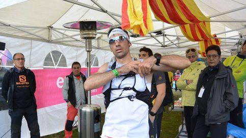 Luis Alberto, el guardia civil campeón que fue insultado en la Ultra Pirineu