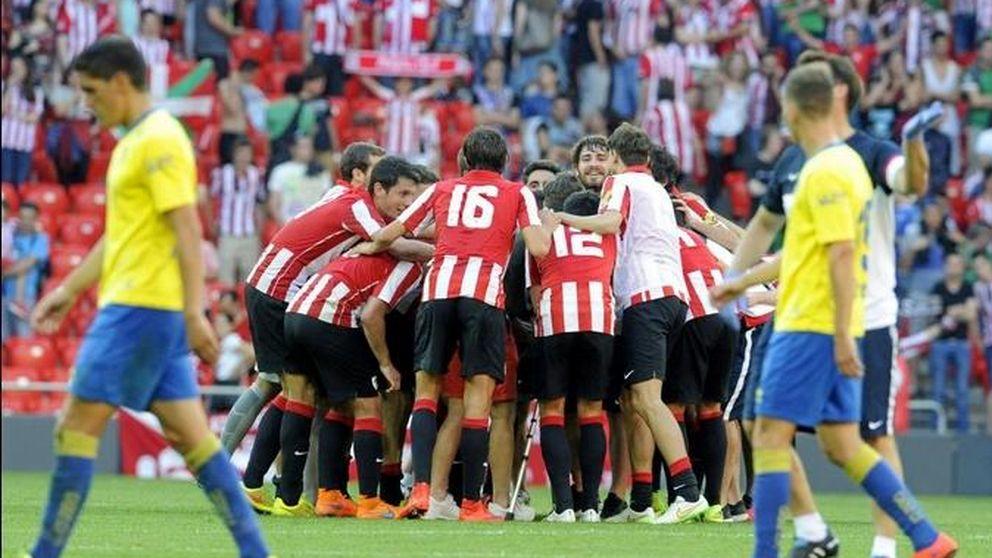 El Bilbao Athletic sube a Segunda 19 años después y condena una vez más al Cádiz