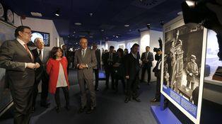 La España oficial reaparece en carne mortal en la Agencia EFE