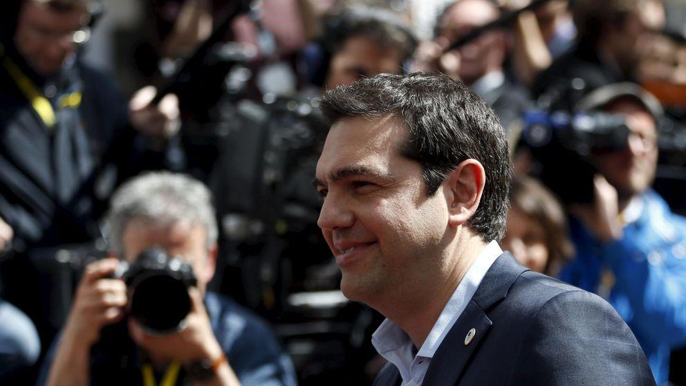 Syriza exprime a Grecia en busca de liquidez