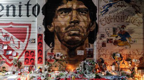 El cadáver de Maradona no tenía drogas ni alcohol, pero sí fármacos de toda clase