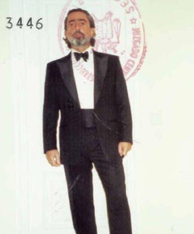 Foto: Francisco Correa, en sus años dorados, en una imagen incluida en el sumario.