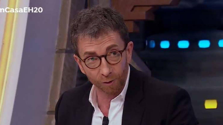 Encerrona a Pablo Motos en 'El hormiguero' al destapar una pregunta prohibida por él