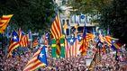 La Generalitat, a favor del derecho de autodeterminación de los 'llanitos'