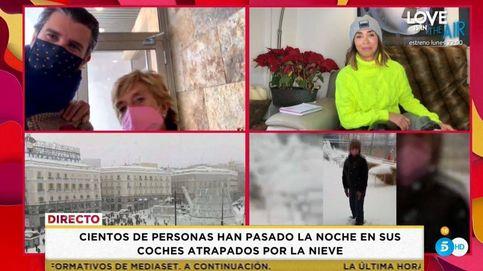 El zasca de Chelo García-Cortés a Díaz Ayuso por la gestión de 'Filomena'