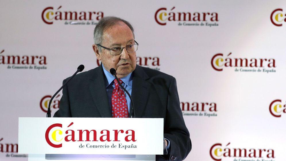 Foto: El presidente de la Cámara de Comercio, José Luis Bonet