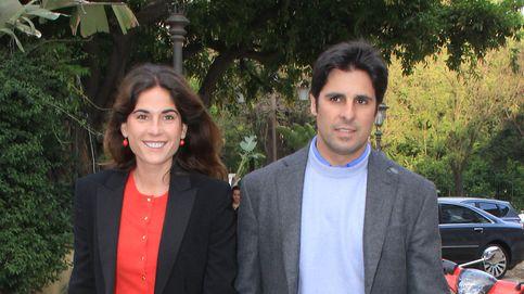 Fran Rivera culmina el Camino de Santiago con una mariscada (y con Lourdes)