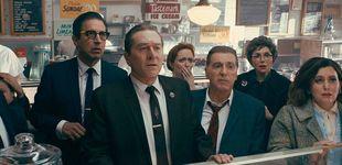Post de Netflix acaba de estrenar 'El irlandés'... y ya ha envejecido mal