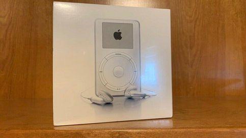 El iPod original más buscado de la historia de Apple vale ya 15.000 euros (y subiendo)