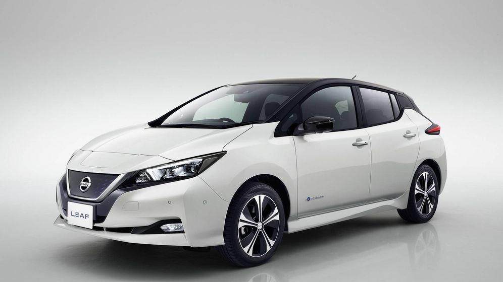 Foto: Nuevo Nissan Leaf, revolución eléctrica