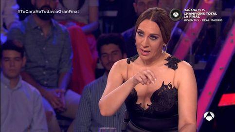 La Champions pone en un aprieto a Mónica Naranjo en 'Tu Cara No Me Suena Todavía'