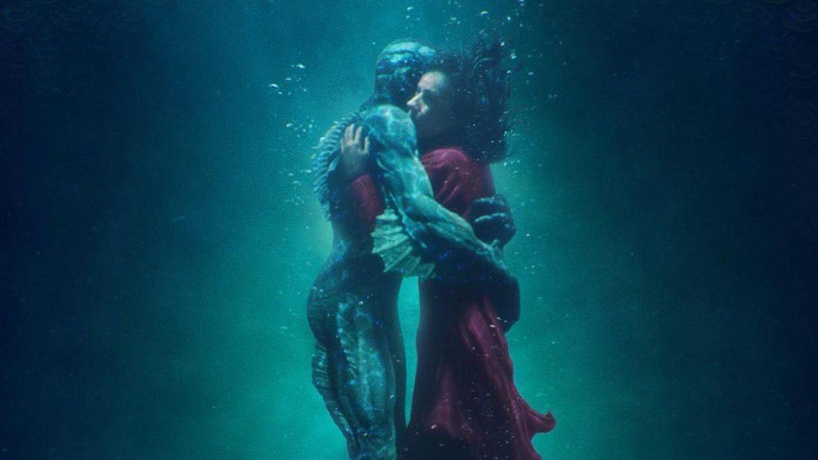 Foto: Una imagen de 'La forma del agua', de Guillermo del Toro. (Fox)