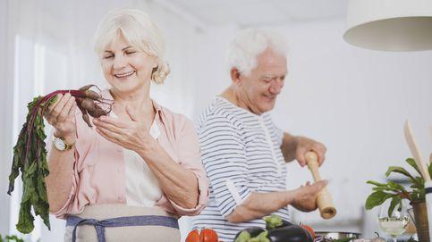 Con la edad se engorda: prueba una dieta alta en proteínas baja en calorías