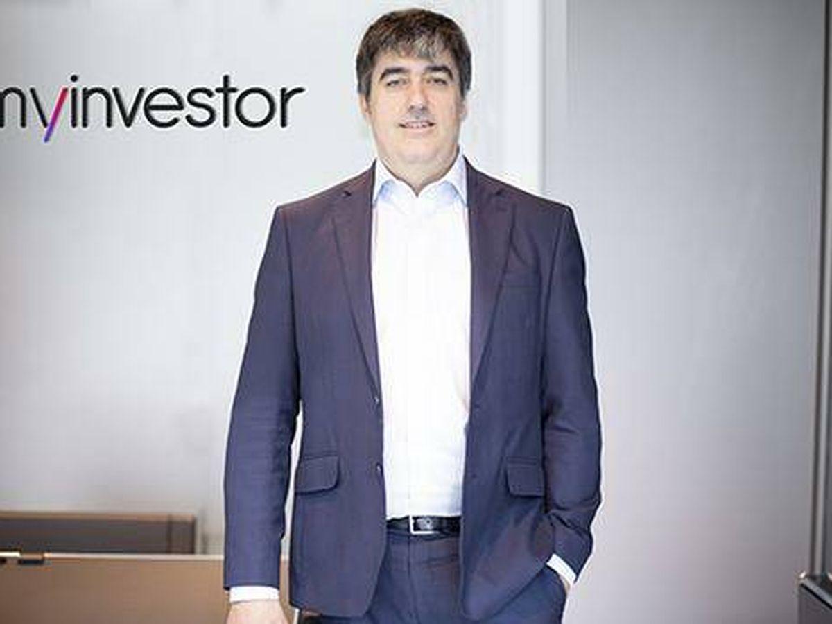 Foto: Carlos Aso, vicepresidente ejecutivo de MyInvestor.