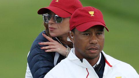 La resurrección de Tiger Woods: Erica Herman, la novia que ha obrado el milagro