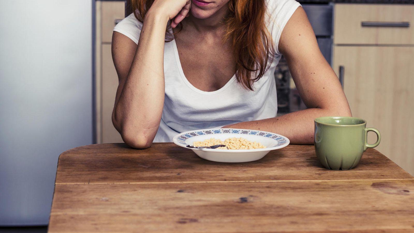 Foto: Algunos alimentos dificultan la digestión.