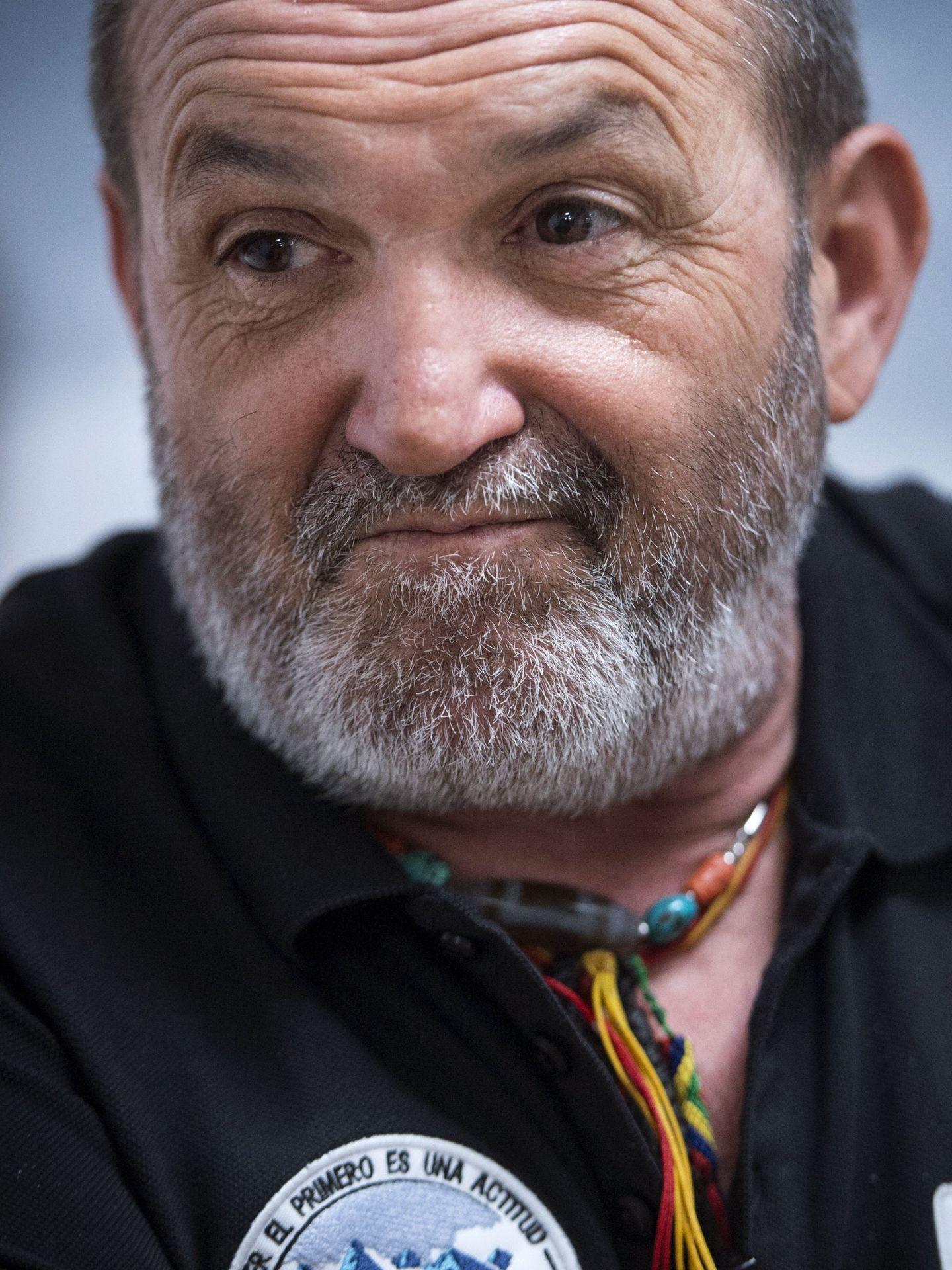 Juanito Oiarzabal. (EFE)