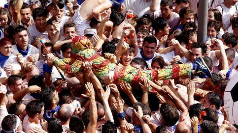 Salida del Cipotegato de Tarazona y encierro en San Sebastián de los Reyes: el día en fotos