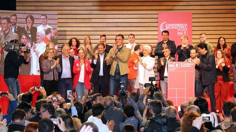 Sánchez ensaya una llamada al voto útil de la izquierda: pide un triunfo rotundo