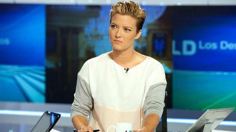 La pillada de María Casado durante un error en el 'Telediario' de RTVE