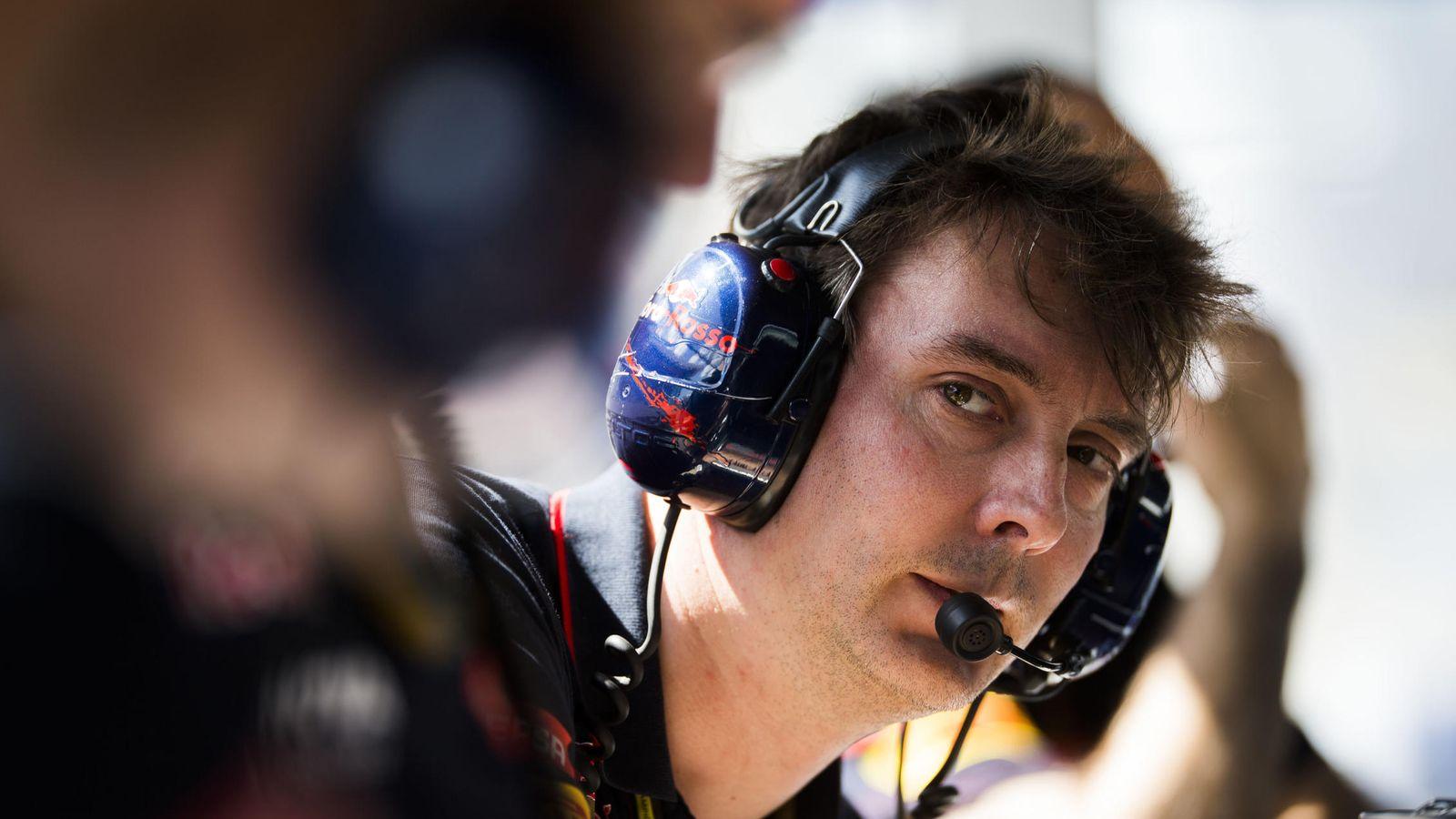 Foto: James Key, el director técnico del equipo italiano (Foto: Getty).
