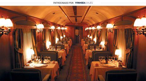 El viaje en tren más lujoso y exclusivo: un auténtico 'hotel' sobre raíles