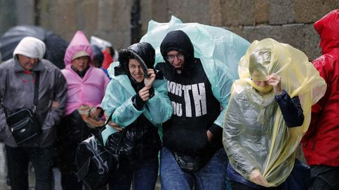 La llegada de un frente dejará lluvias en el extremo norte el fin de semana