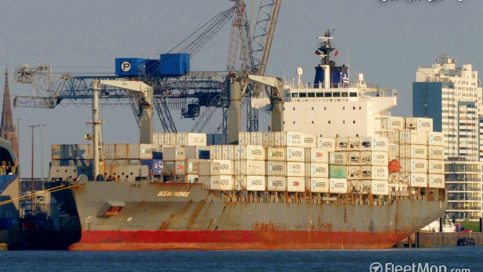 Foto: Imagen del Puerto de Valencia. (V. R.)