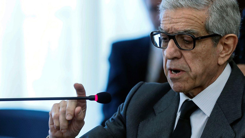 El expresidente de Unicaja Braulio Medel. (EFE)