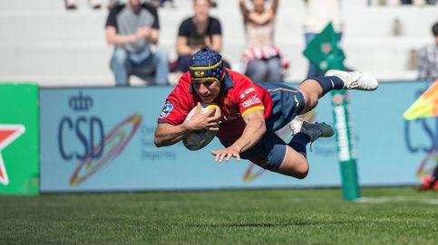 El jugador de la Selección que perdió dinero para ganarse un sitio en el rugby francés