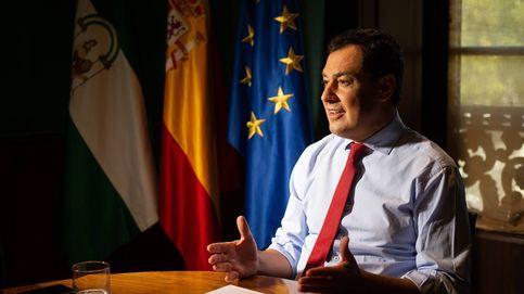 El PP roza la mayoría absoluta, Cs sobrevive y Vox se frena en Andalucía