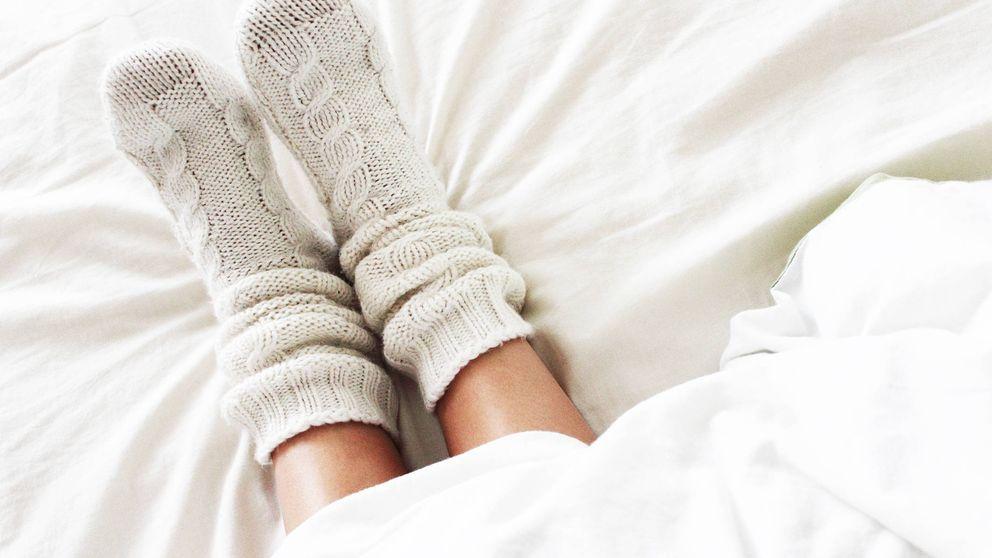 Estos son los motivos por los que debes dormir con los calcetines puestos