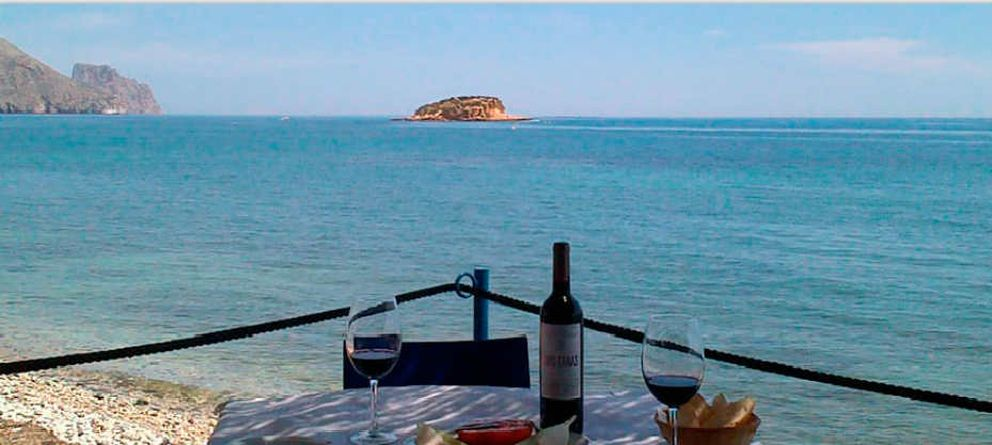 Foto: El Cranc, los sabores del Mediterráneo, en Altea