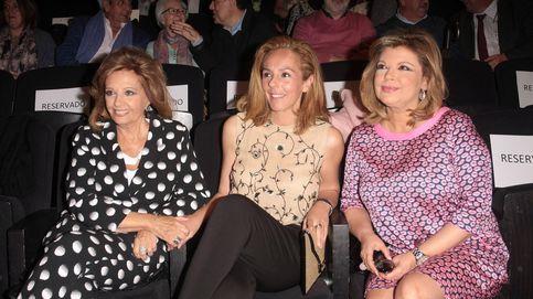 La Nochevieja de Rocío Carrasco y María Teresa Campos tras un año complicado