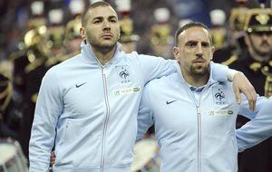 Ribéry reconoce que pagó para mantener relaciones con una menor