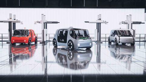 El coche eléctrico del futuro que 'promete' cero accidentes y cero atascos