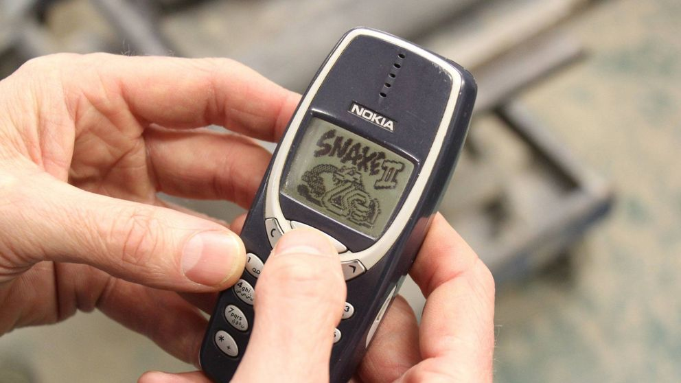 Los móviles más icónicos de todos los tiempos: del Nokia 3310 al One Touch Easy