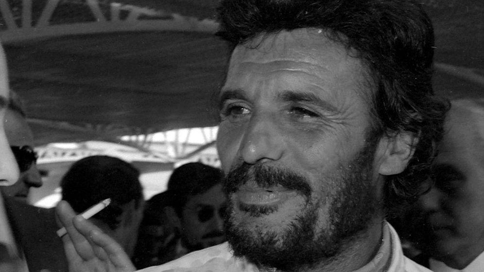 Foto: Paco Rabal, en el Festival de Cine de Cannes de 1968. (Cordon Press)