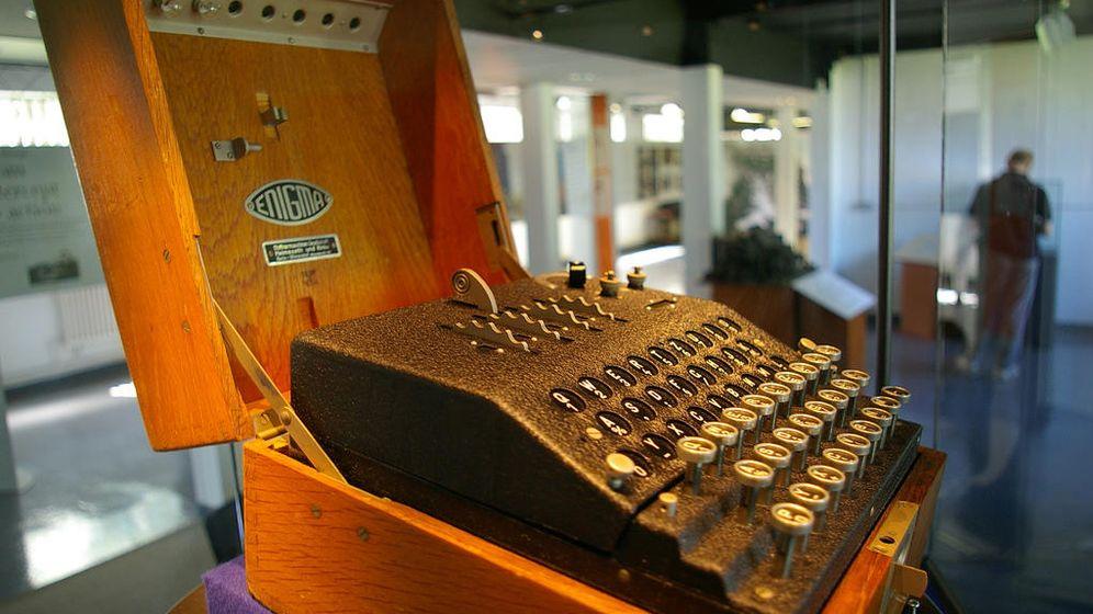 Foto: ¿Cuánto tardaría un ordenador actual en romper el código Enigma de los nazis?