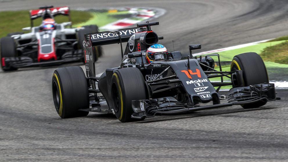 Alonso, antes 'partío que doblao': lucharemos con Ferrari a final de año