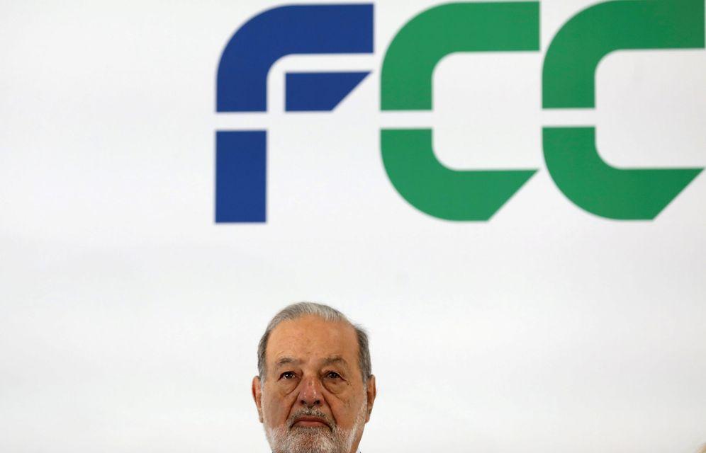 Foto: Carlos Slim en la conferencia de FCC el pasado verano. (Reuters)