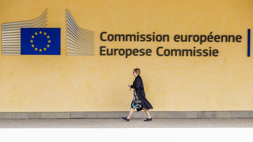 Foto: Edificio de la Comisión Europea (Efe)
